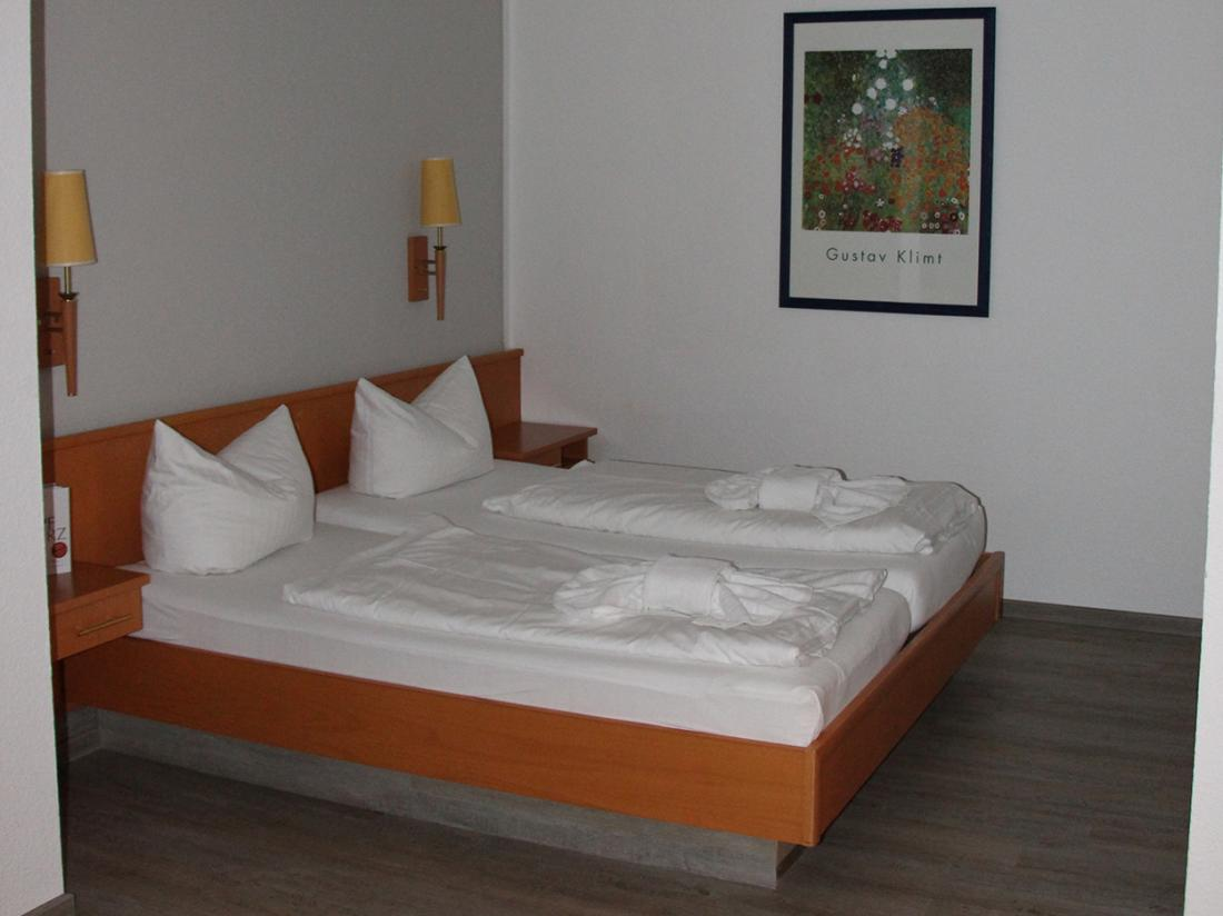 Das Loft Hotel Willingen Hotelovernachting Suite Tweepersoonsbed