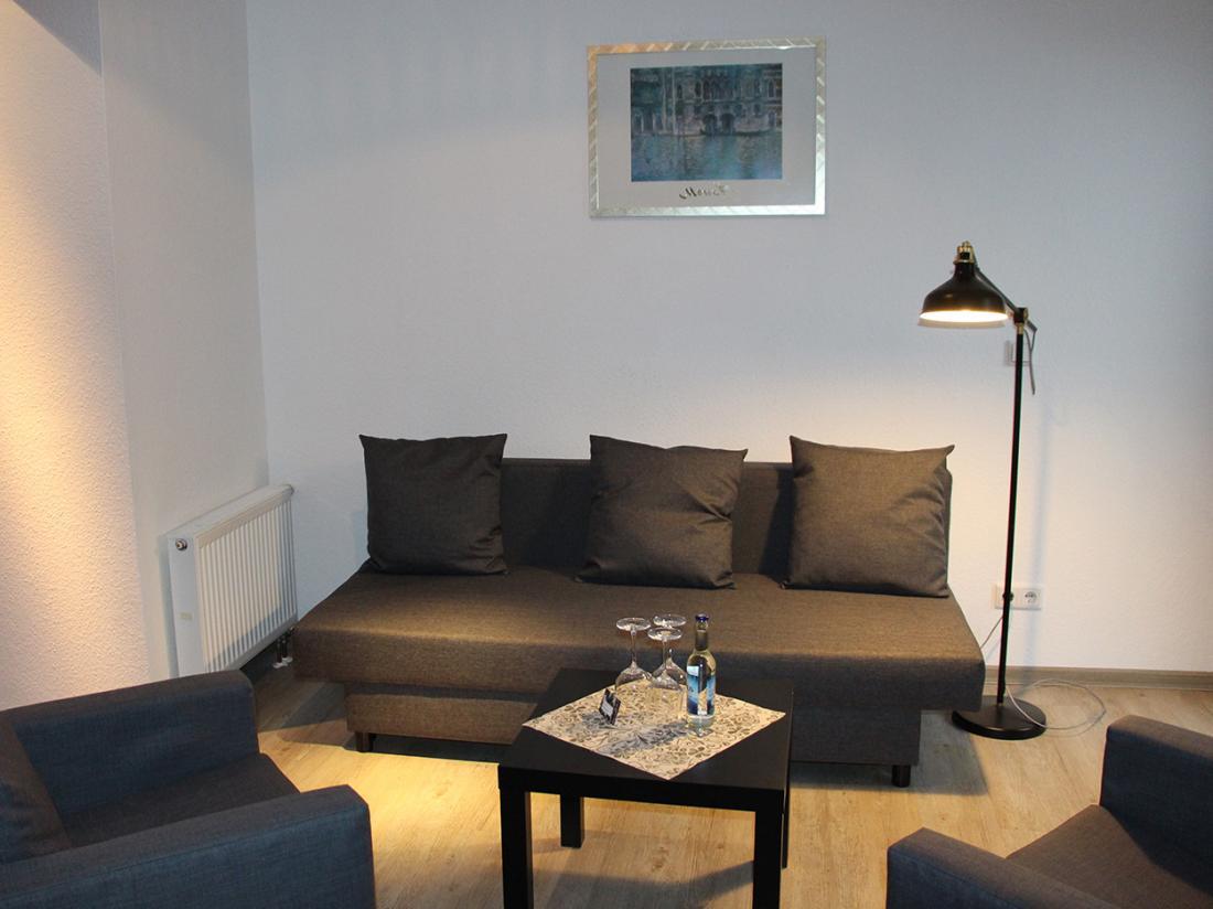 Das Loft Hotel Willingen Hotelovernachting Suite Zithoek