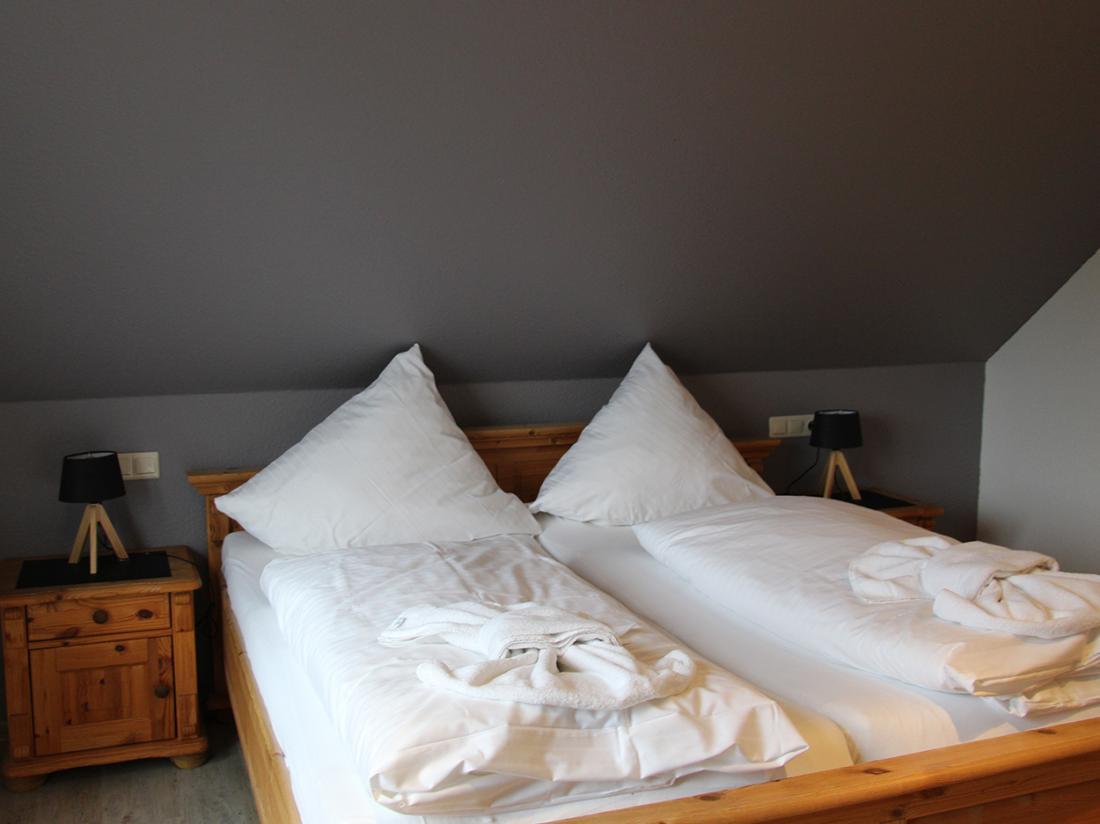 Das Loft Hotel Willingen Hotelovernachting Tweepersoonsbed