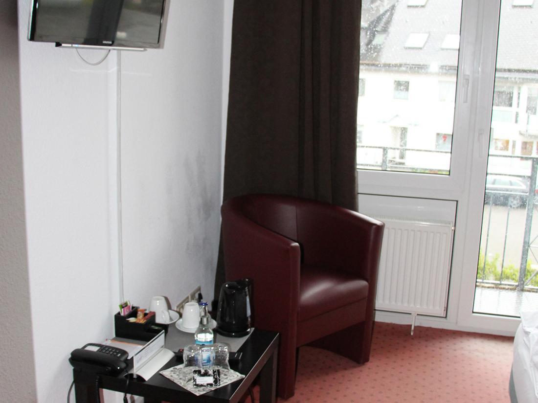 Das Loft Hotel Willingen Hotelovernachting Tweepersoonskamer TV