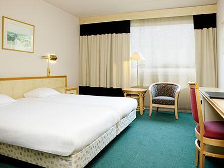 NH Geldrop Noord Brabant Hotelkamer