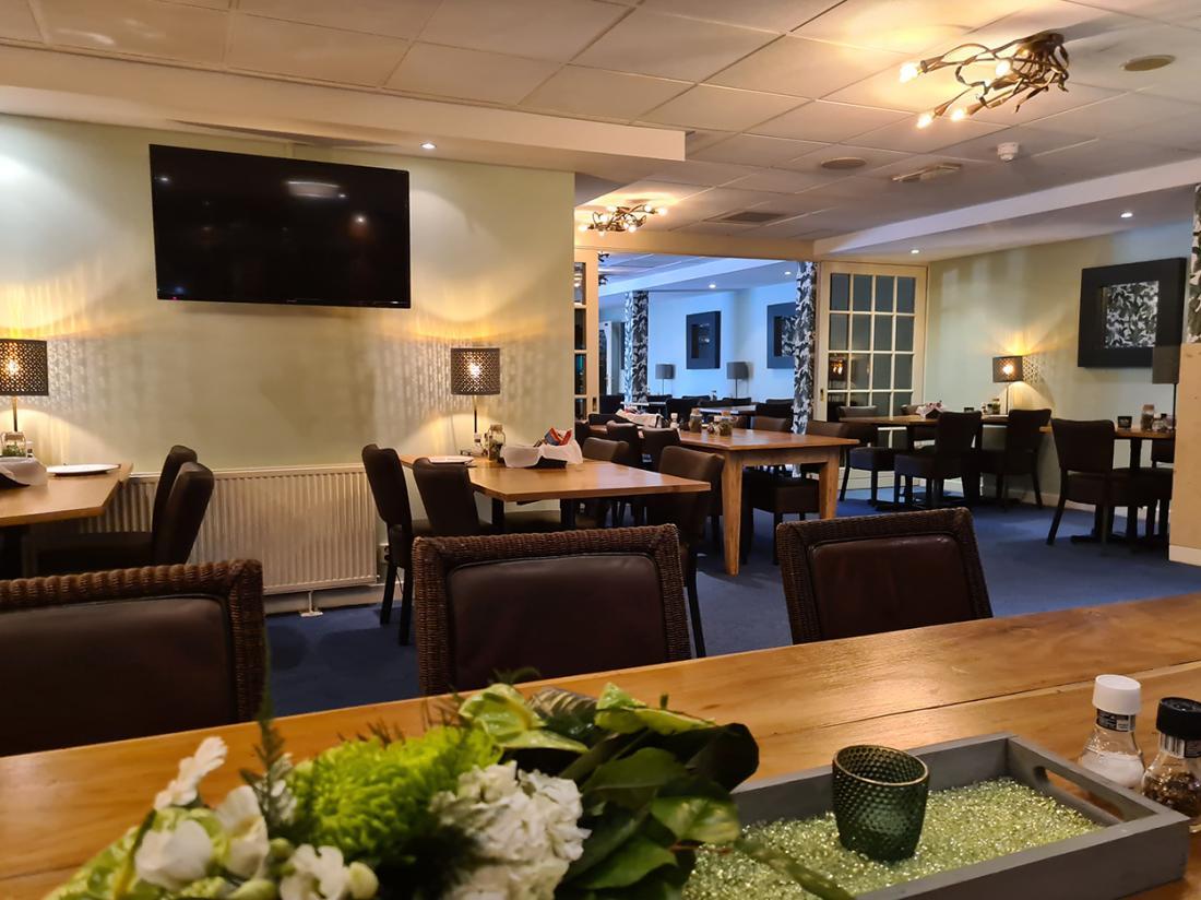 Best Western Hotel Uithoorn Noord Holland Interieur Restaurant