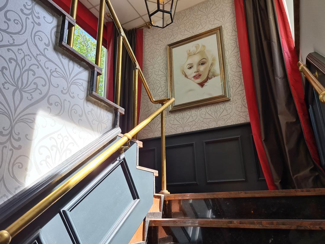 Best Western Hotel Uithoorn Noord Holland Interieur Trappenhuis