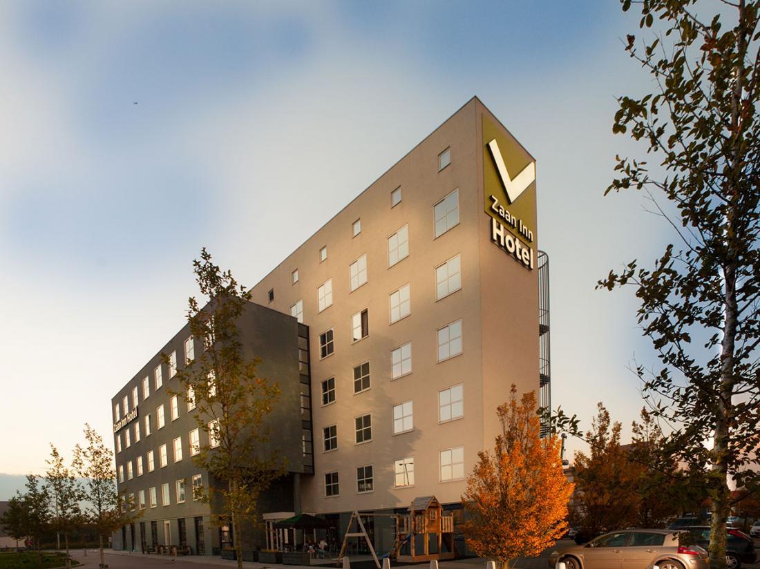 hotelaanbieding Zaandam exterieur