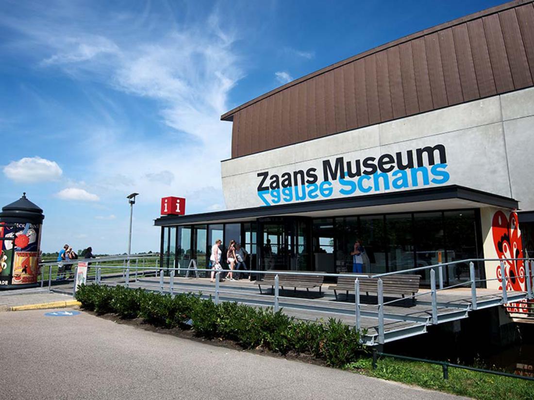 weekendjeweg Zaan In Museum