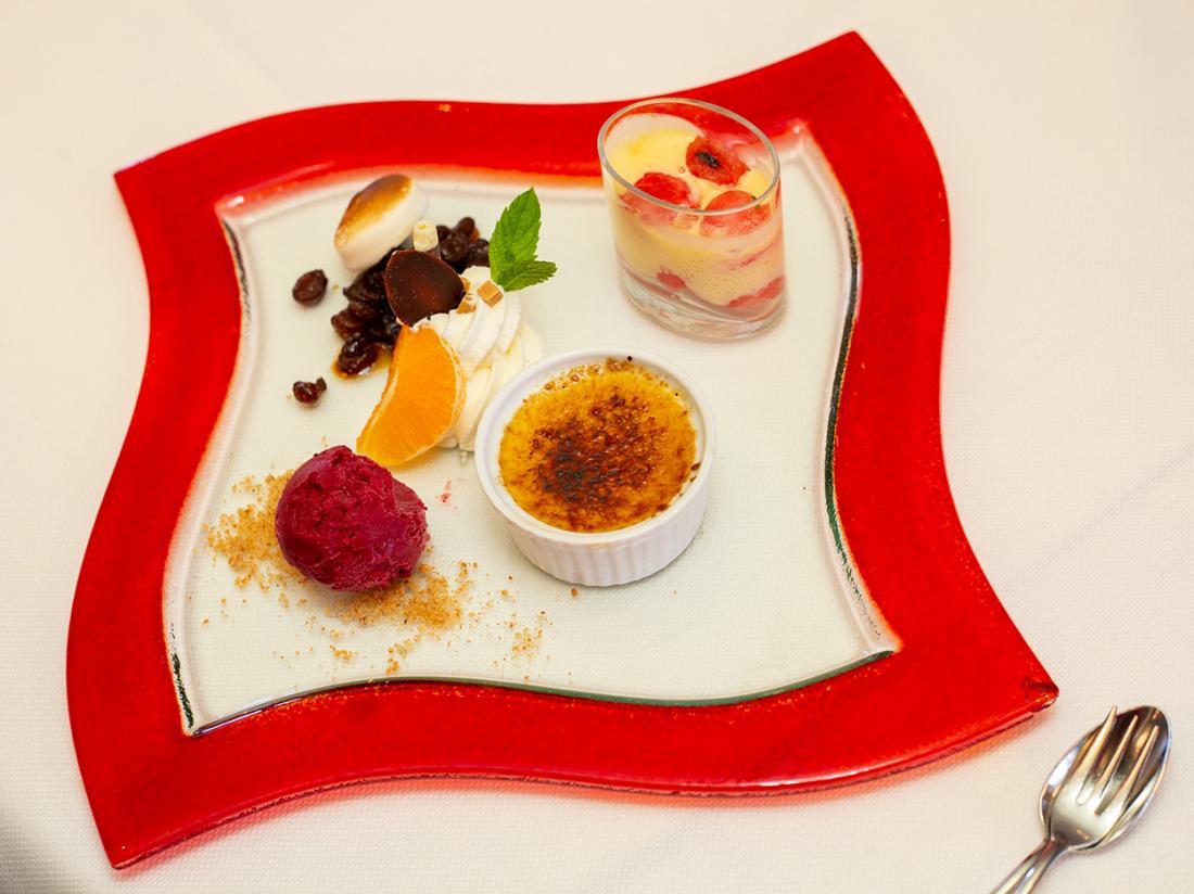 Hotel Hof van Twente Hengevelde Dessert