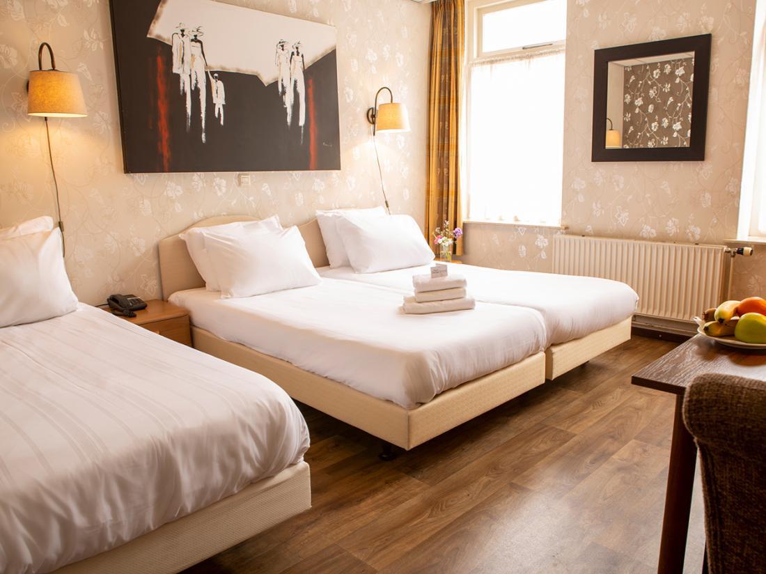 Hotel Hof van Twente Hengevelde Driepersoonskamer