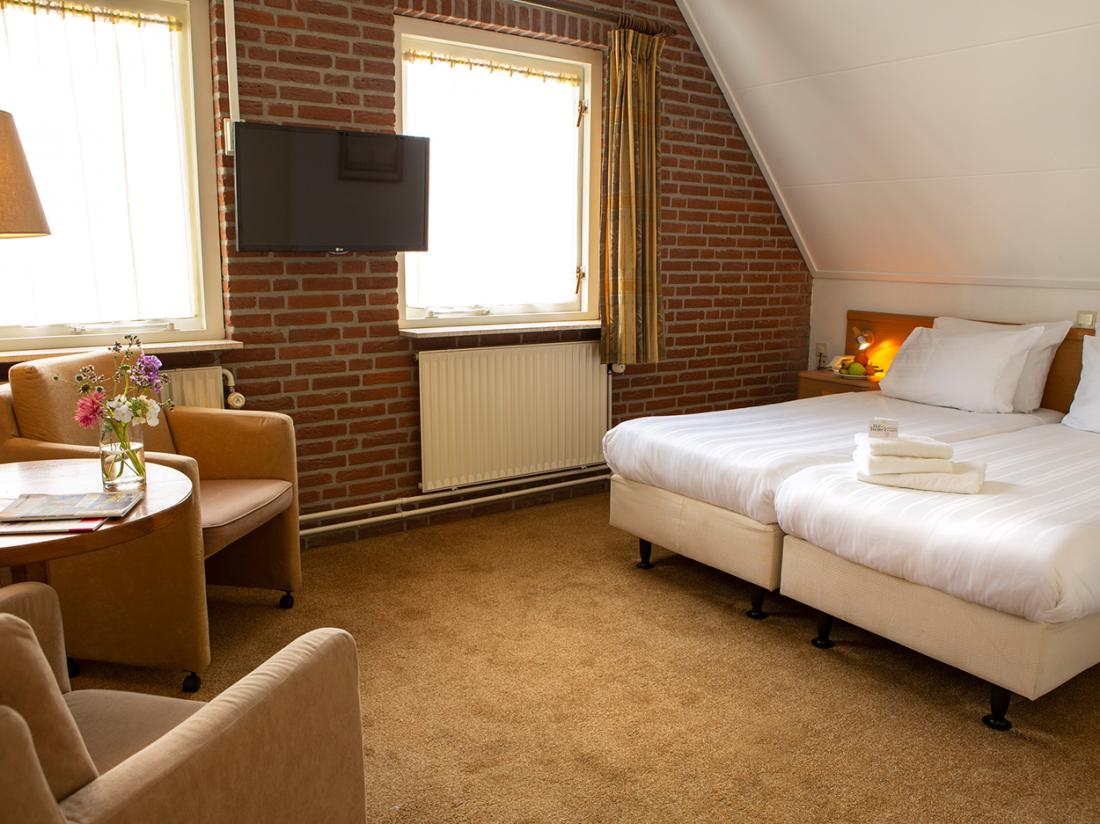 Hotel Hof van Twente Hengevelde Hotelkamer