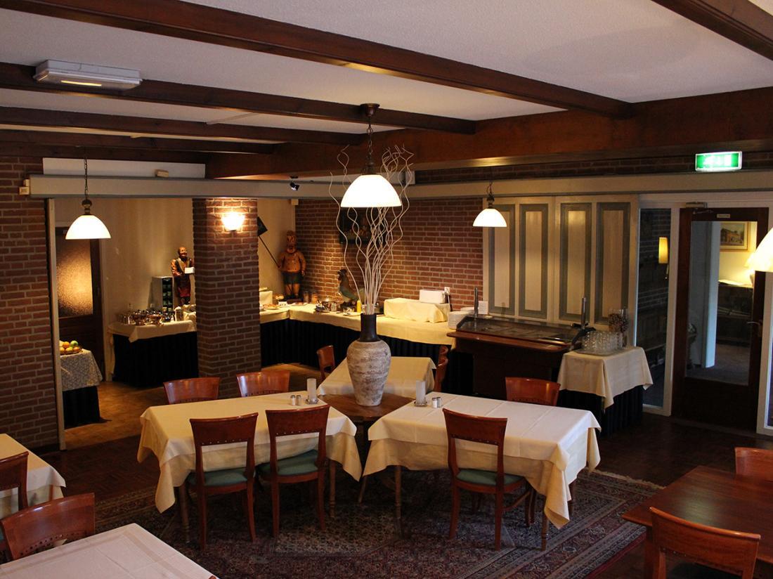 Hotel Hof van Twente Hengevelde Ontbijtzaal
