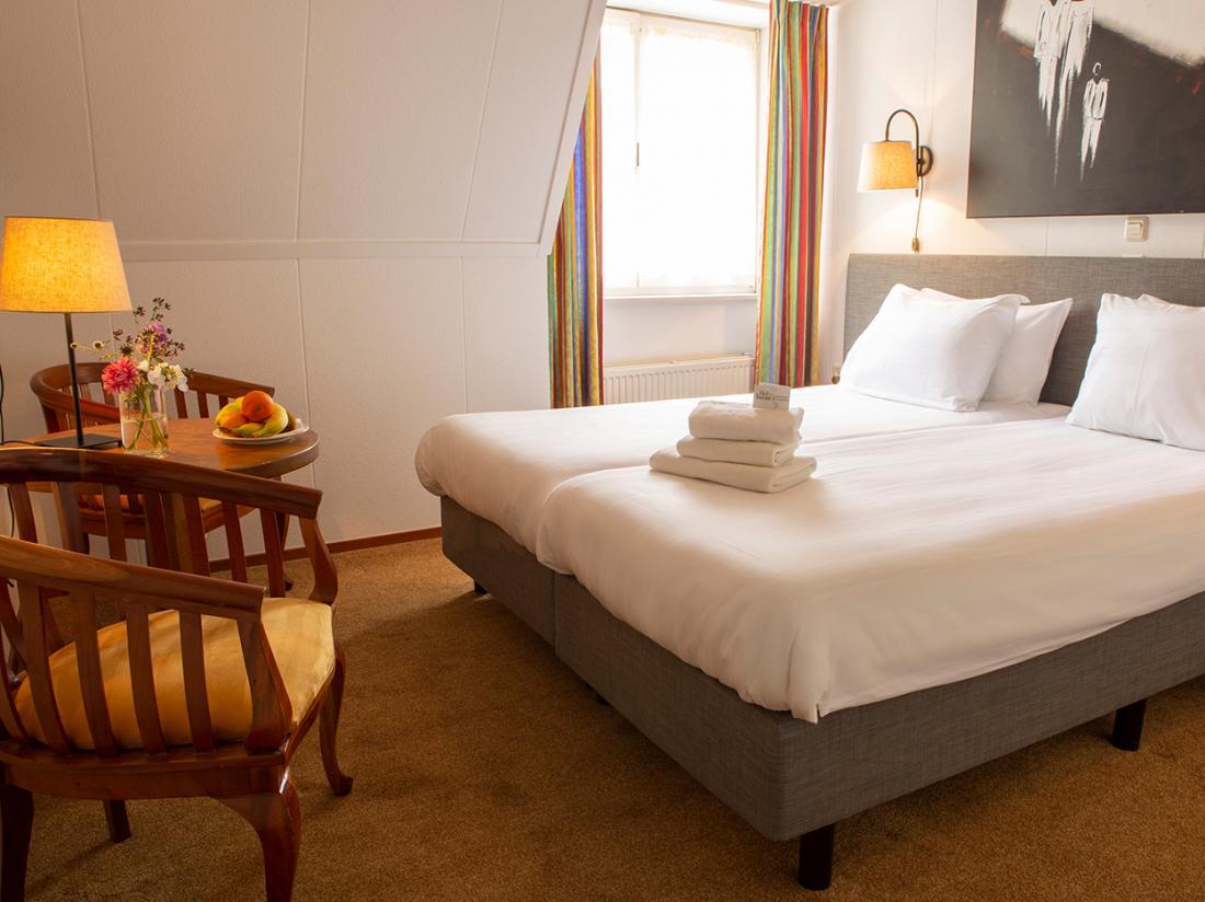 Hotel Hof van Twente Hengevelde Tweepersoonskamer