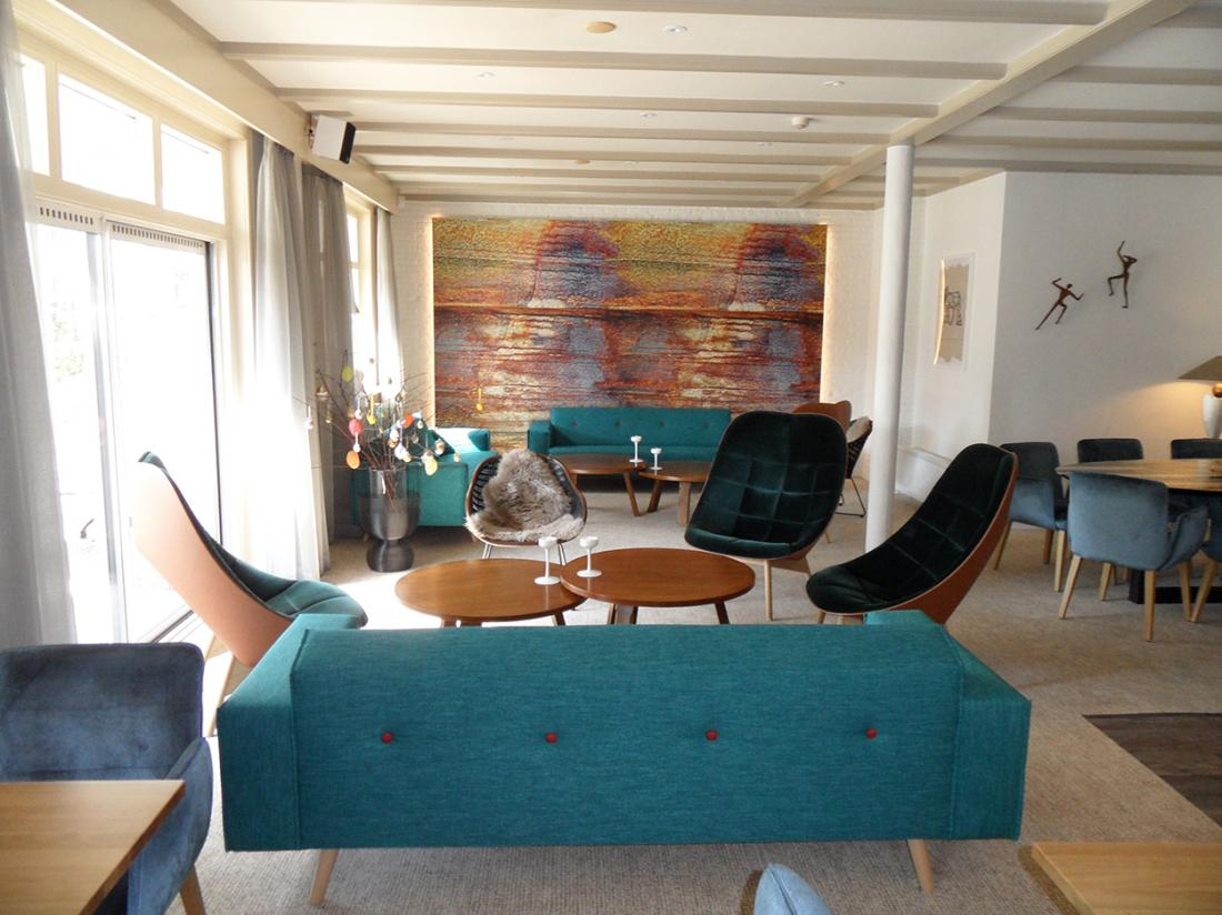 Lounge weekendjeweg Twente Ootmarsum
