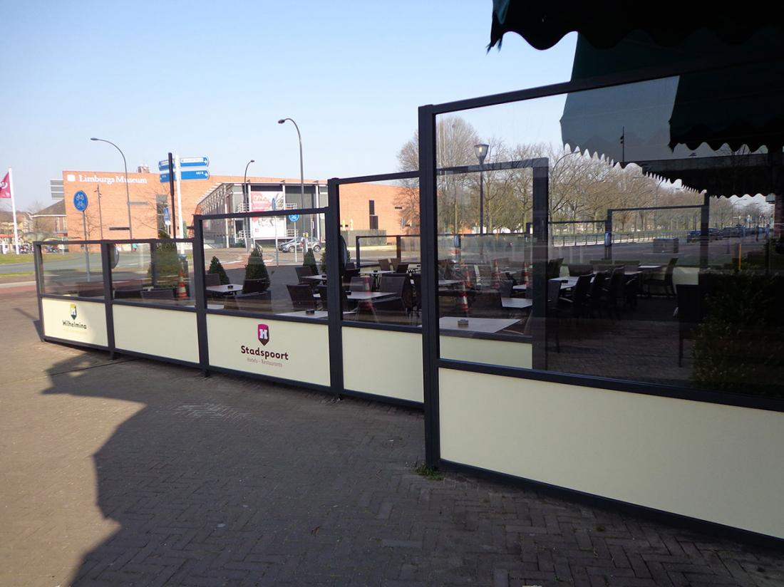 Hotelaanbieding Limburg Terras