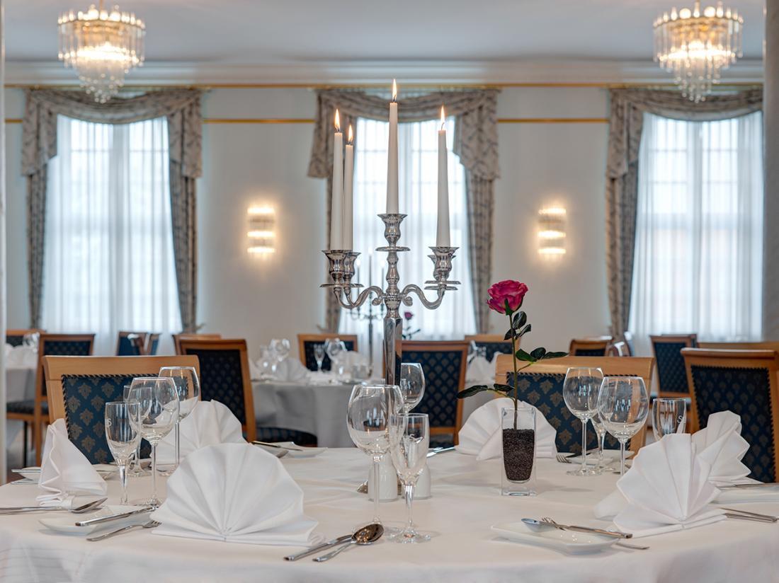 Hotelarrangement Van Der Valk Restaurant