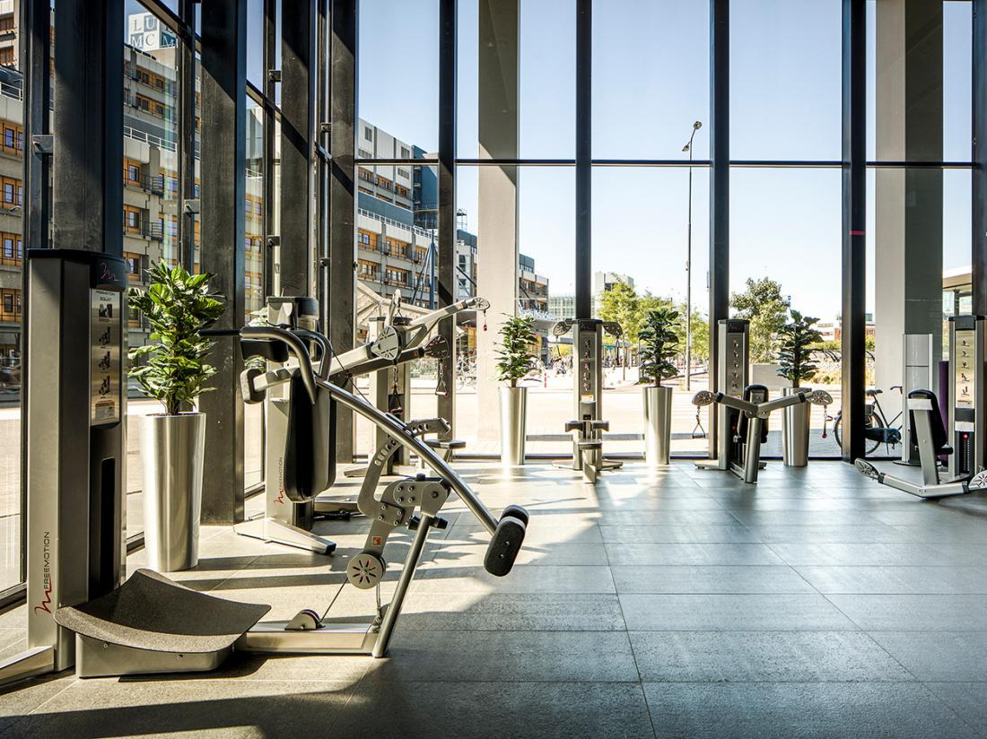 Hotel City Resort Hotel Leiden fitness