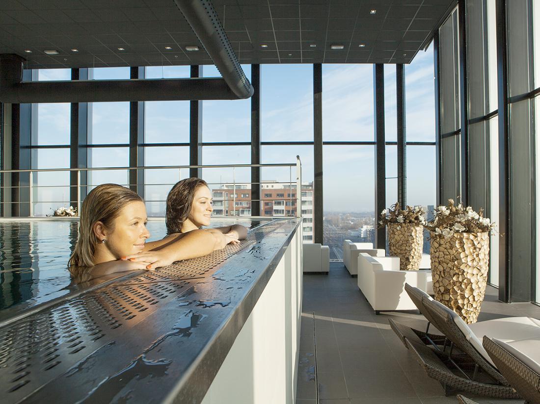 Hotelaanbieding City Resort Hotel Leiden Zwembad