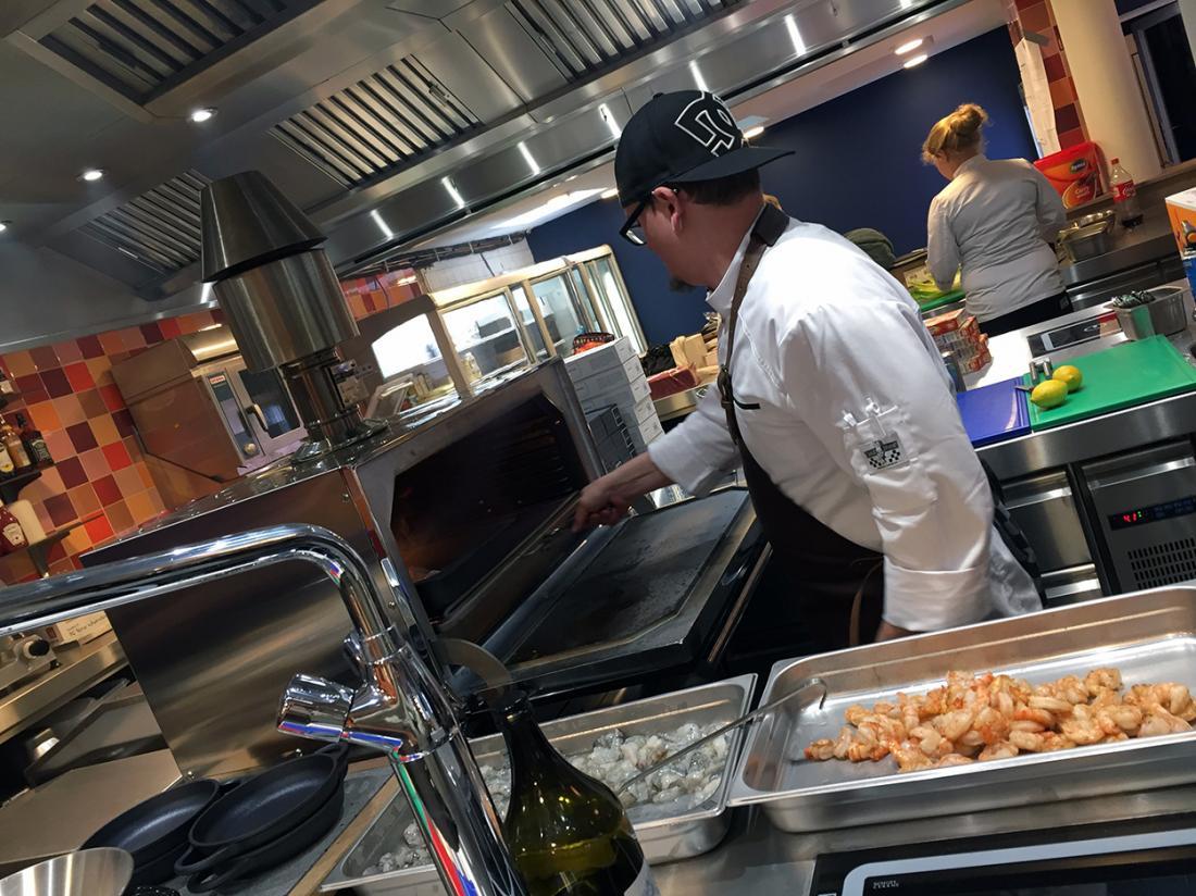 Hotel Vincents Etten Leur Noord Brabant Restaurant Keuken