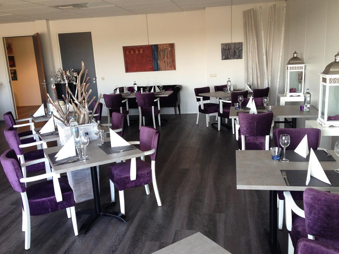 Resort land en zee scharendijke interieur restaurant