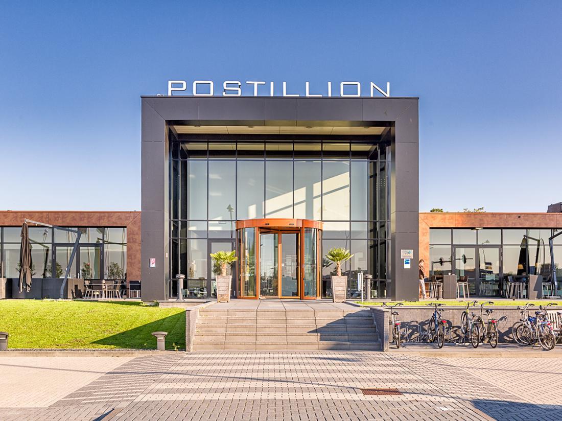 hotelaanbieding Postillion hotel utrecht bunnink voorkant