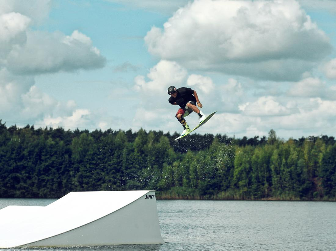 Cable Park sport hotel