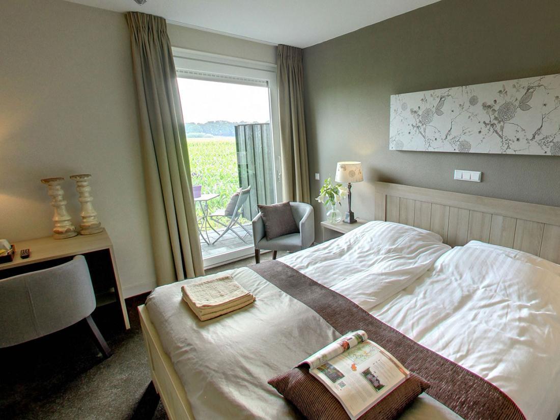 Hotelaanbieding Hardenberg Hotelkamer