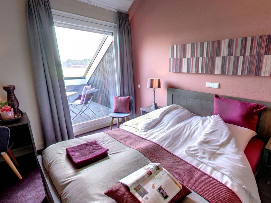 Hotelaanbieding Hardenberg Slaapkamer