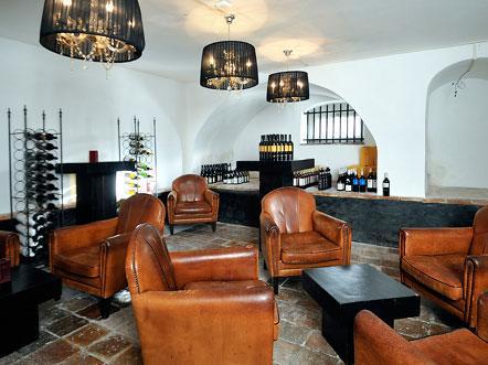 Hotel Raedthuys Zeeland Wijnkelder