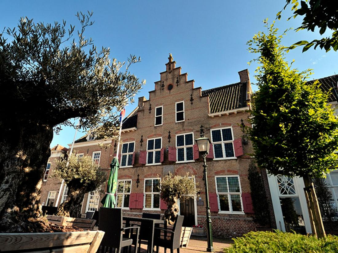 Hotelaanbieding Raedthuys Zeeland