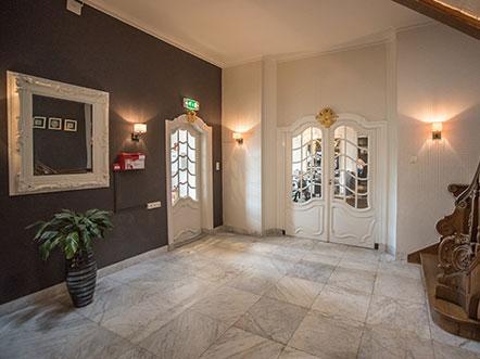 Hotelarrangement Zeeland Lobby