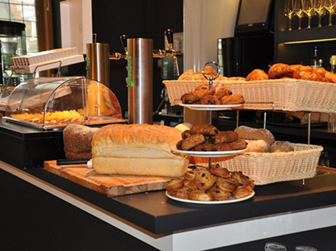 Hotelarrangement Zeeland Ontbijtbuffet