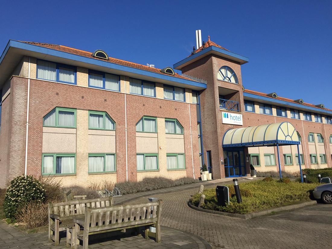 Port of Moerdijk Moerdijk Noord Brabant Hotel Aanzicht