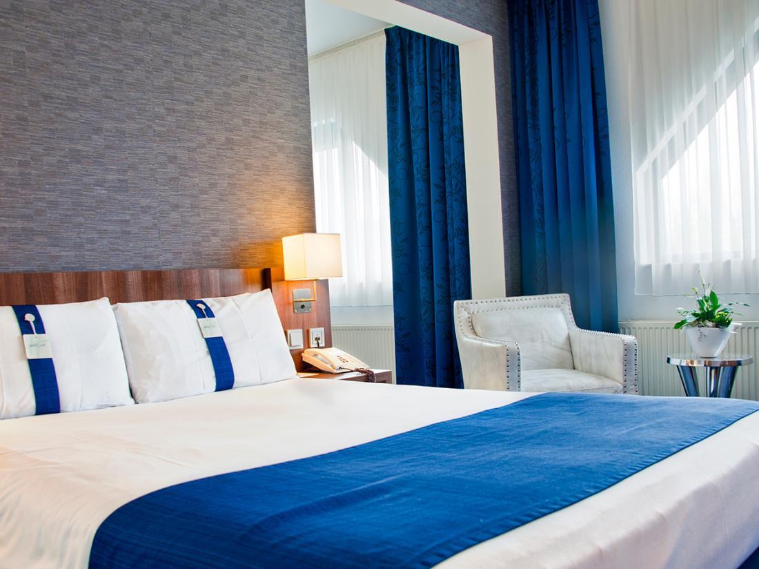 Port of Moerdijk Moerdijk Noord Brabant Hotel Bedden