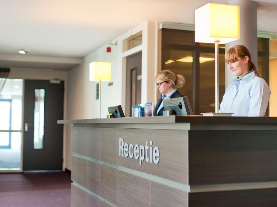 Port of Moerdijk Moerdijk Noord Brabant Hotel Receptie