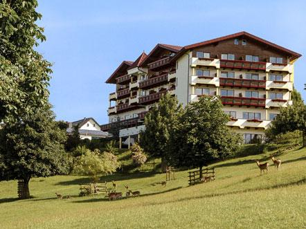 Weekendjeweg Wernshofen Hotel Kastenholz Aanzicht