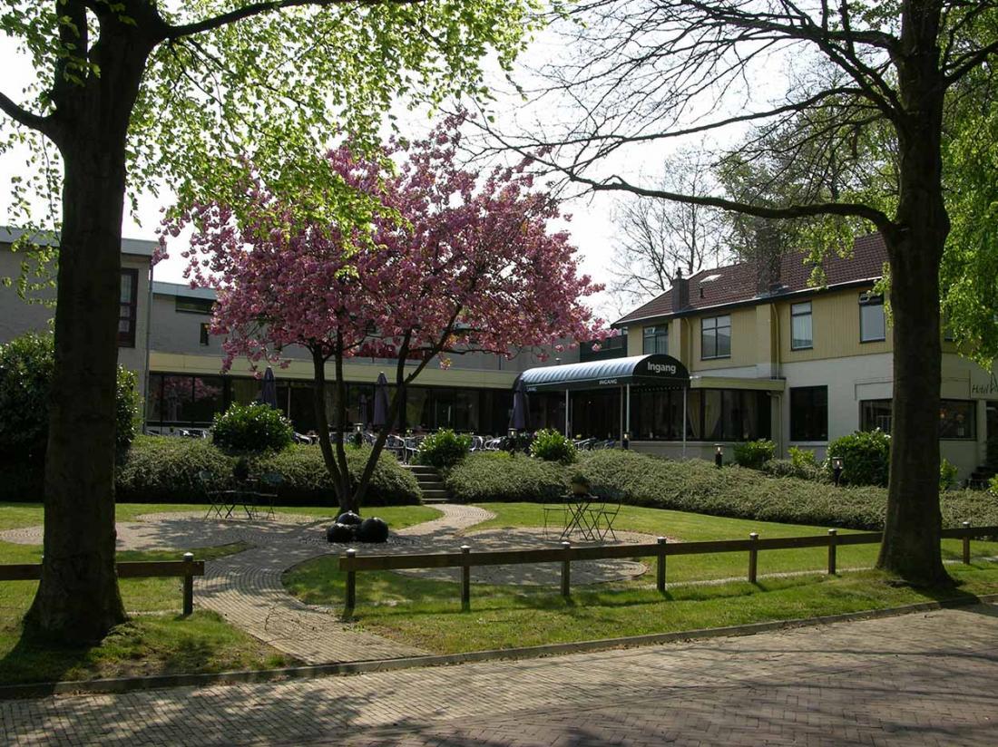 Hotel Appelscha omgeving friesland wandelen Duinen
