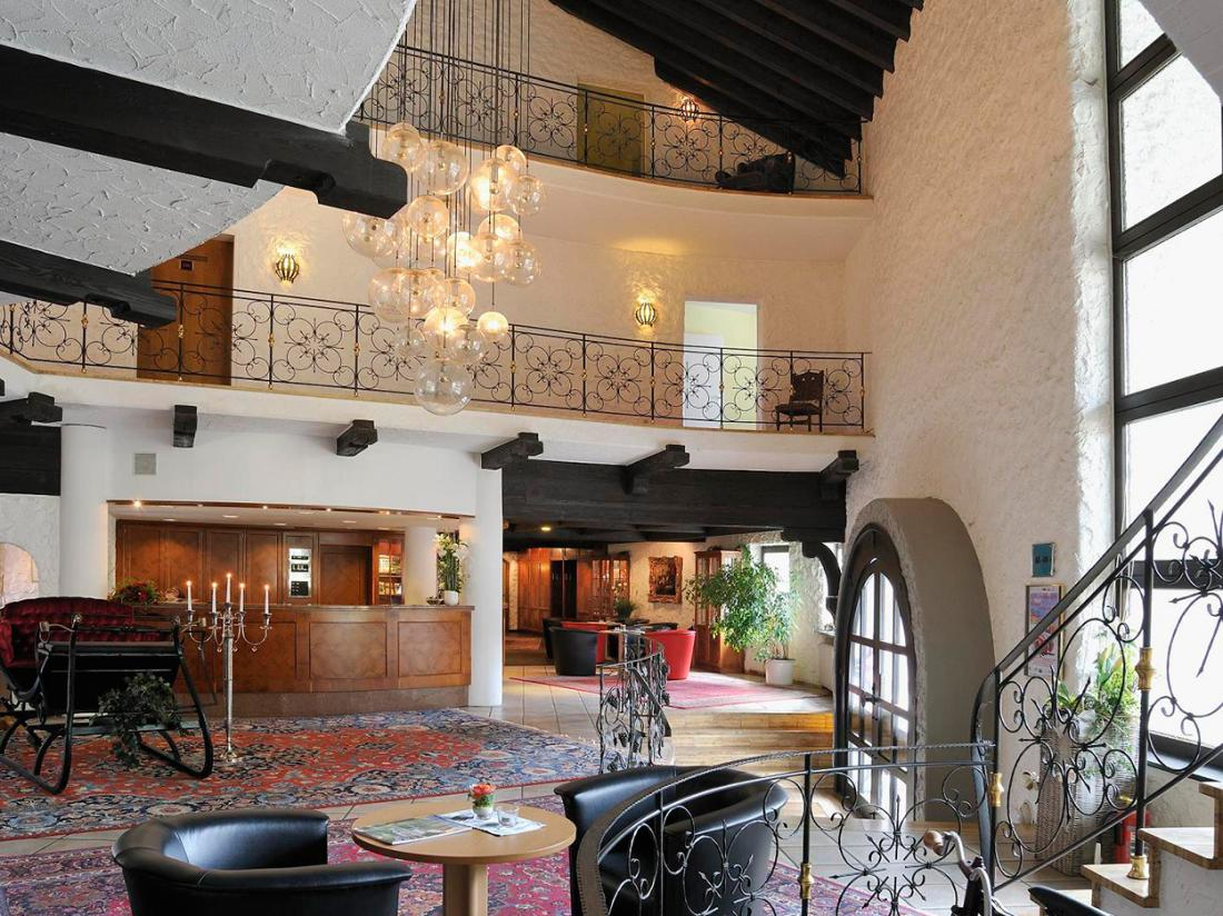 Hotel Lochmuhle Mayschoss Aankomsthal