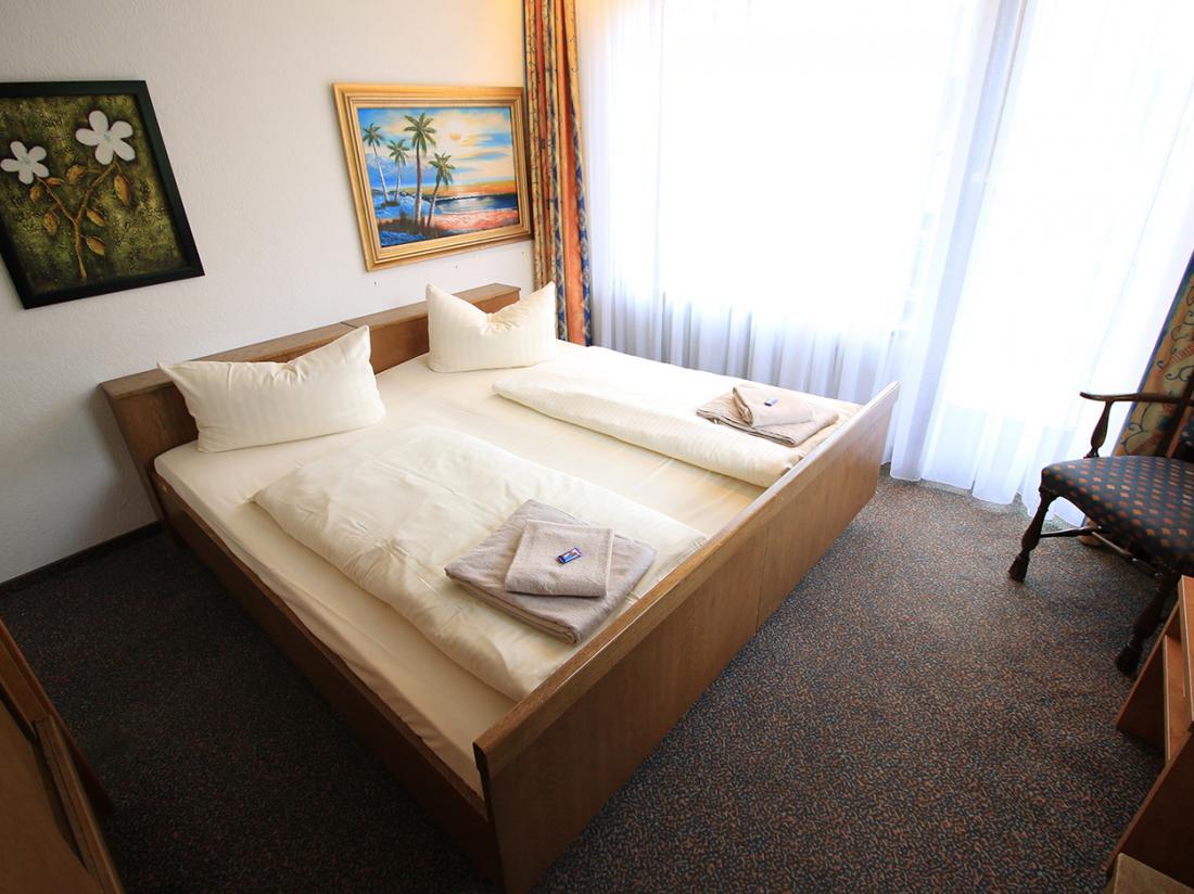 Hotel Lochmuhle Mayschoss Kamer standaard duitsland