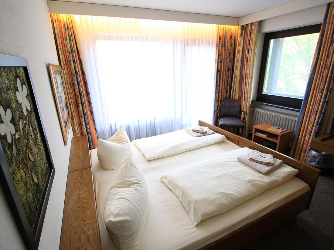 Hotel Lochmuhle Mayschoss Kamer standaard