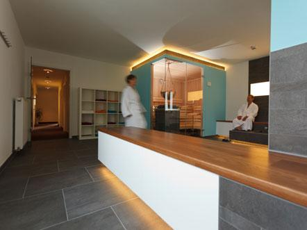 Hotelaanbieding Hotel Landhaus Beckmann Kalkar Wellness