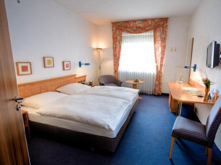 Weekendjeweg Hotel Landhaus Beckmann Duitsland Kalkar Standaardkamer