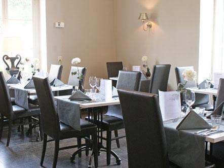 Fletcher Hotel Restaurant De Burghoeve Interieur