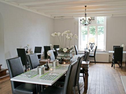 Fletcher Hotel Restaurant De Burghoeve Zuid Limburg Interieur
