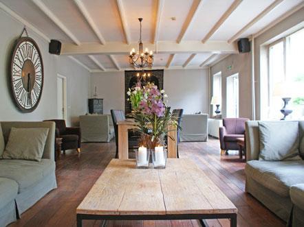 Hotelaanbieding Fletcher Hotel Restaurant De Burghoeve Limburg Lounge