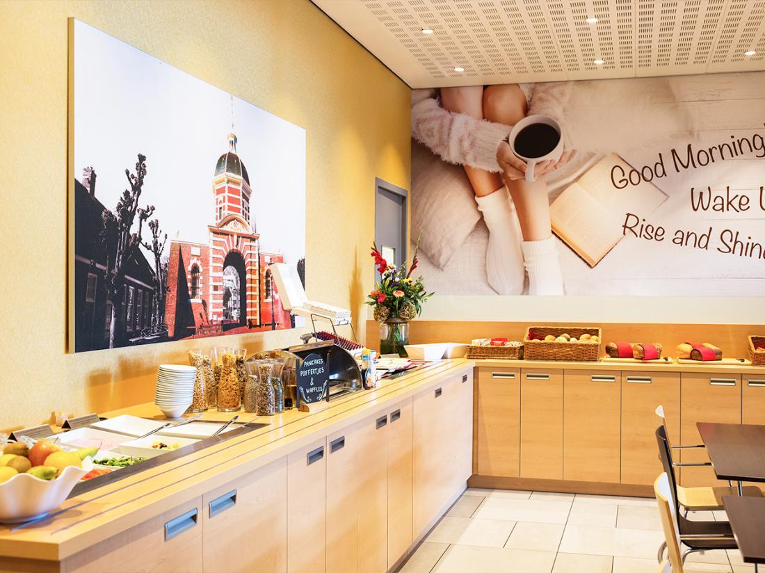 hotelarrangement leiden noord holland ontbijt