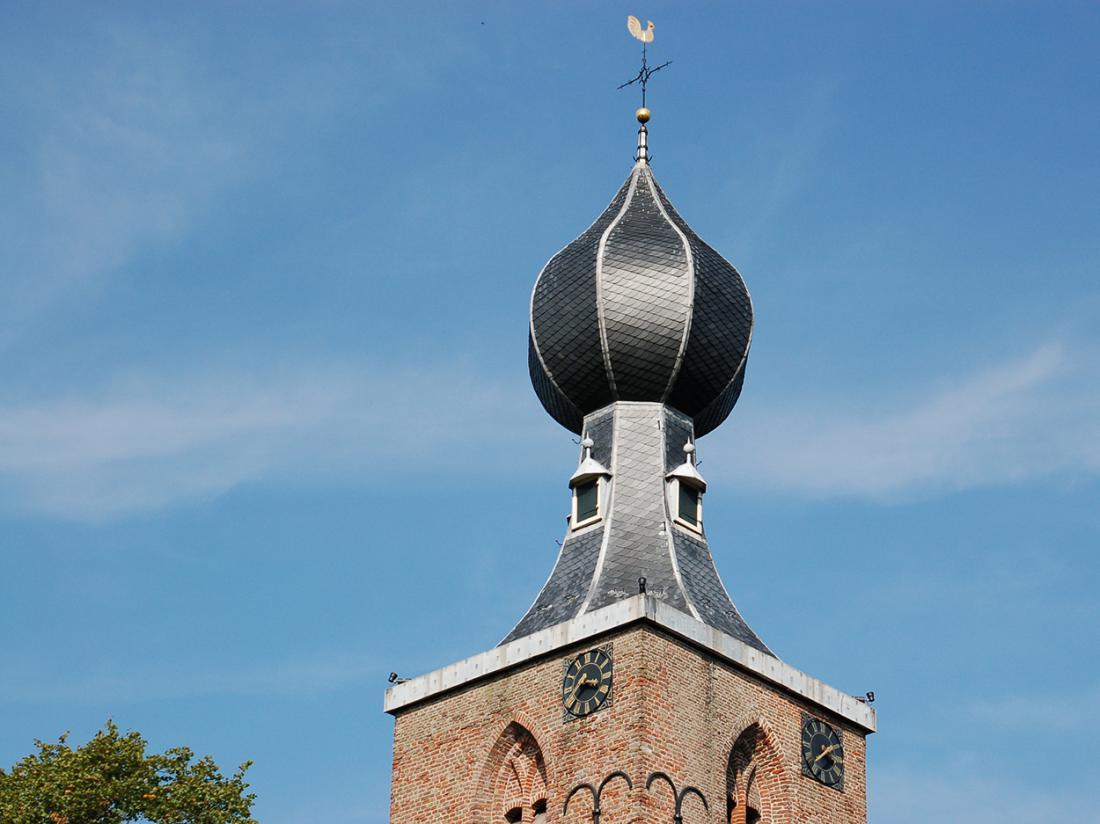 Weekendjeweg Dwingeloo Kerk Omgeving