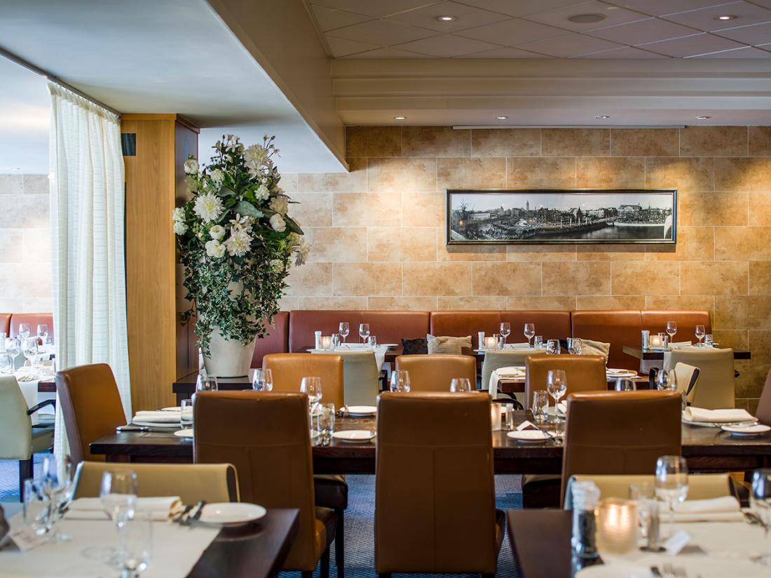 Weekendjeweg Den Haag Restaurant