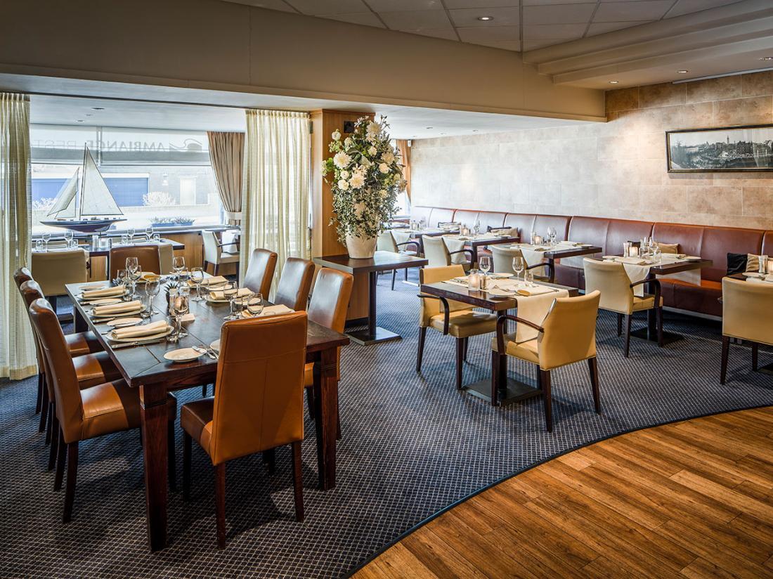 Weekendjeweg Scheveningen Restaurant