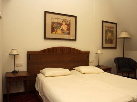 Hotelaanbieding Waalkade Kamer