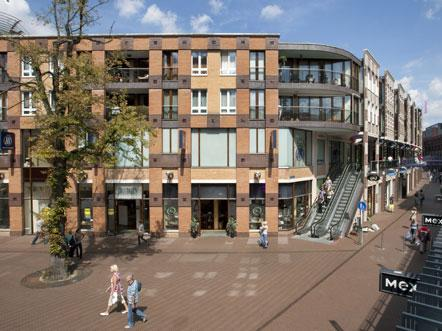Weekendjeweg Waalkade Marikenstraat