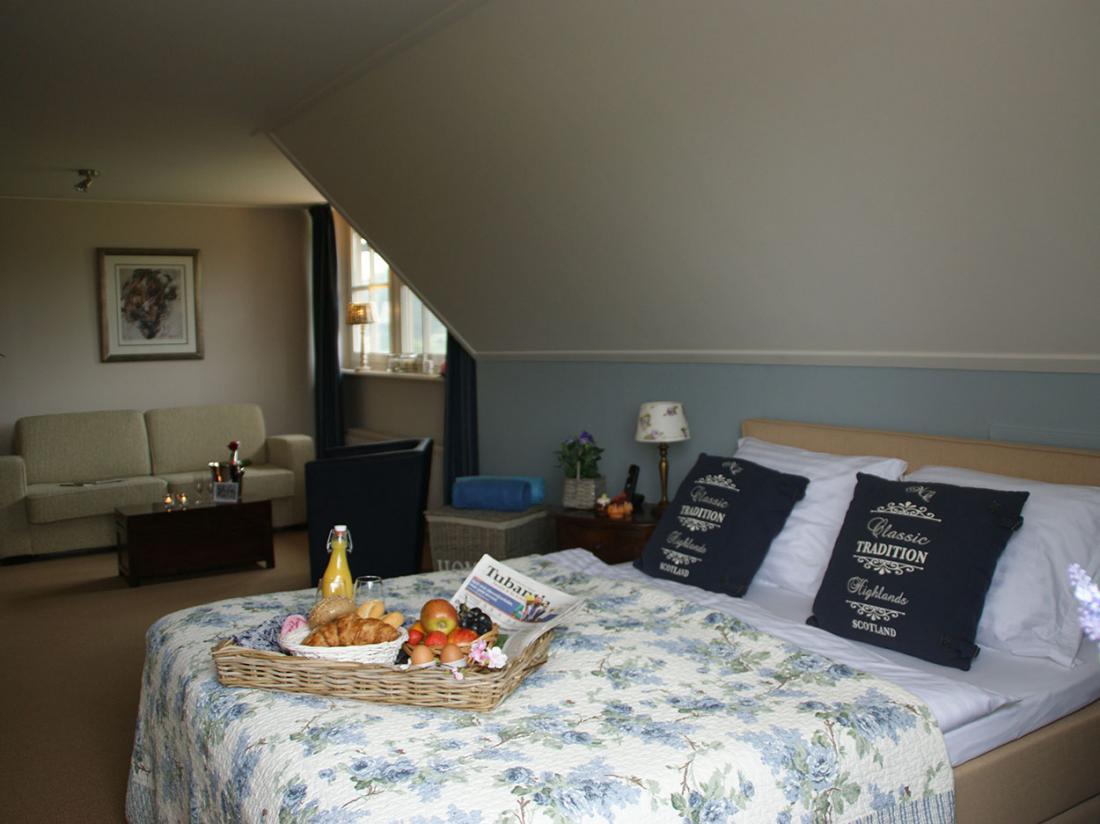 Hotelaanbieding Oud Ootmarsum Hotelkamer