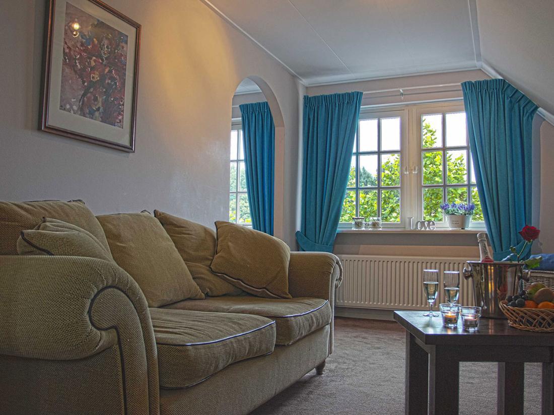 Hotelarrangement Overijssel Lounge